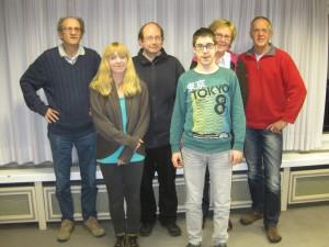 Die ersten sechs Kandidat*innen der ALA für die Stadtverordnetenversammlung