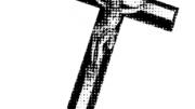 Kreuz punktiert